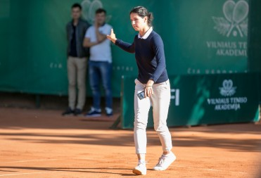 Lina Berankytė Astrauskienė. Teniso Turnyrai nuotrauka